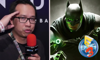 Injustice 2 : on a joué au jeu de baston à la sauce RPG à l'E3 2016
