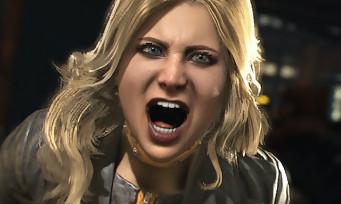 Injustice 2 : Black Canary sera bien dans le jeu, la preuve en vidéo