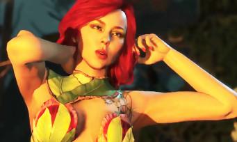 Injustice 2 : trailer de tous les filles super-héroïnes du jeu