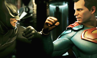 Injustice 2 : story trailer avec Superman en méchant