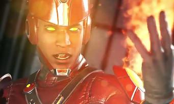 Injustice 2 : Firestorm se montre en vidéo, les microtransactions arrivent