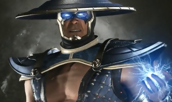 Injustice 2 : un trailer de gameplay avec Raiden, Black Lightning et Brainiac