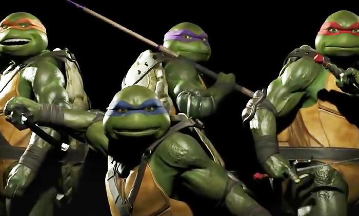 Injustice 2 les tortues ninja dans le jeu et ce n 39 est - Rat dans tortue ninja ...