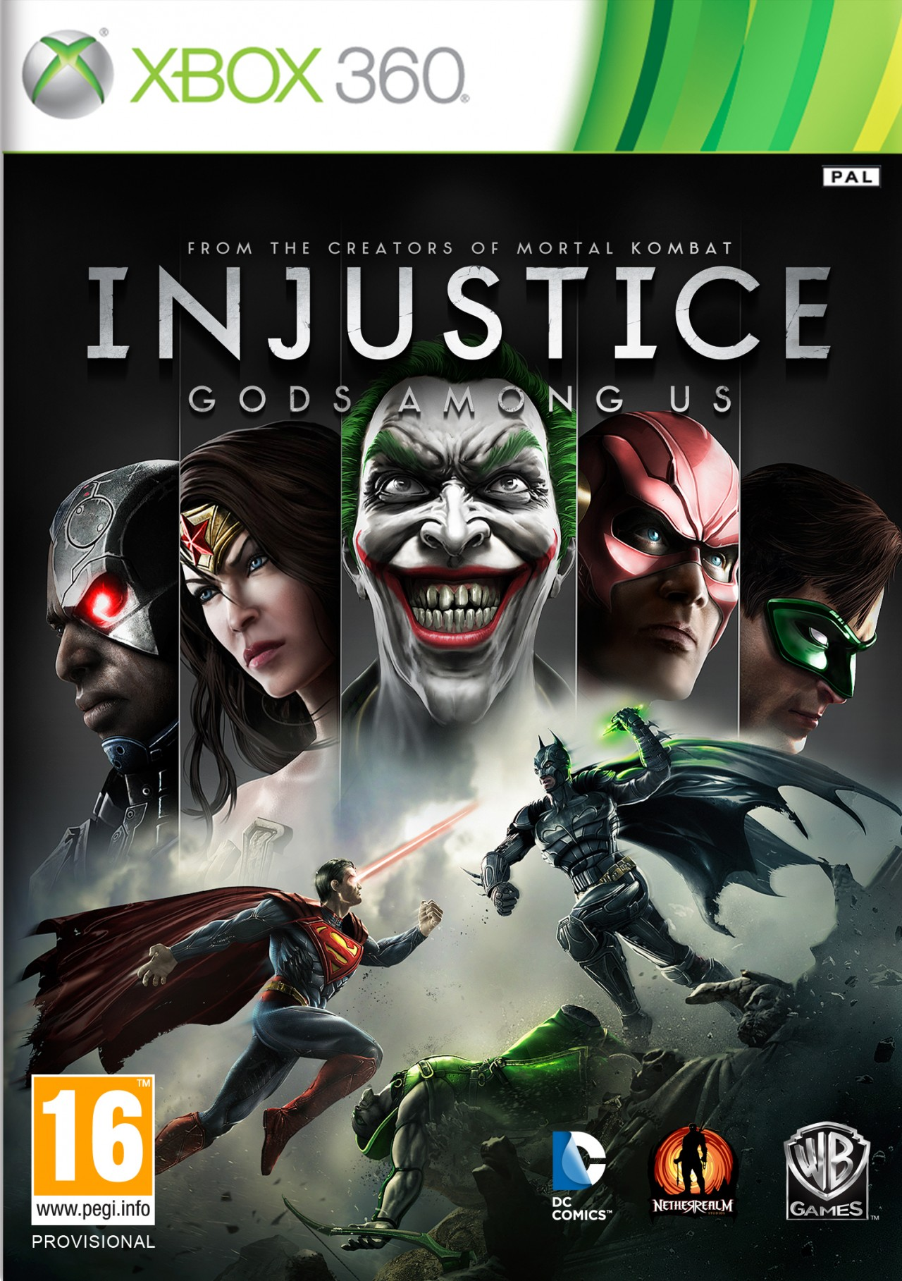 personnage jouable injustice 2