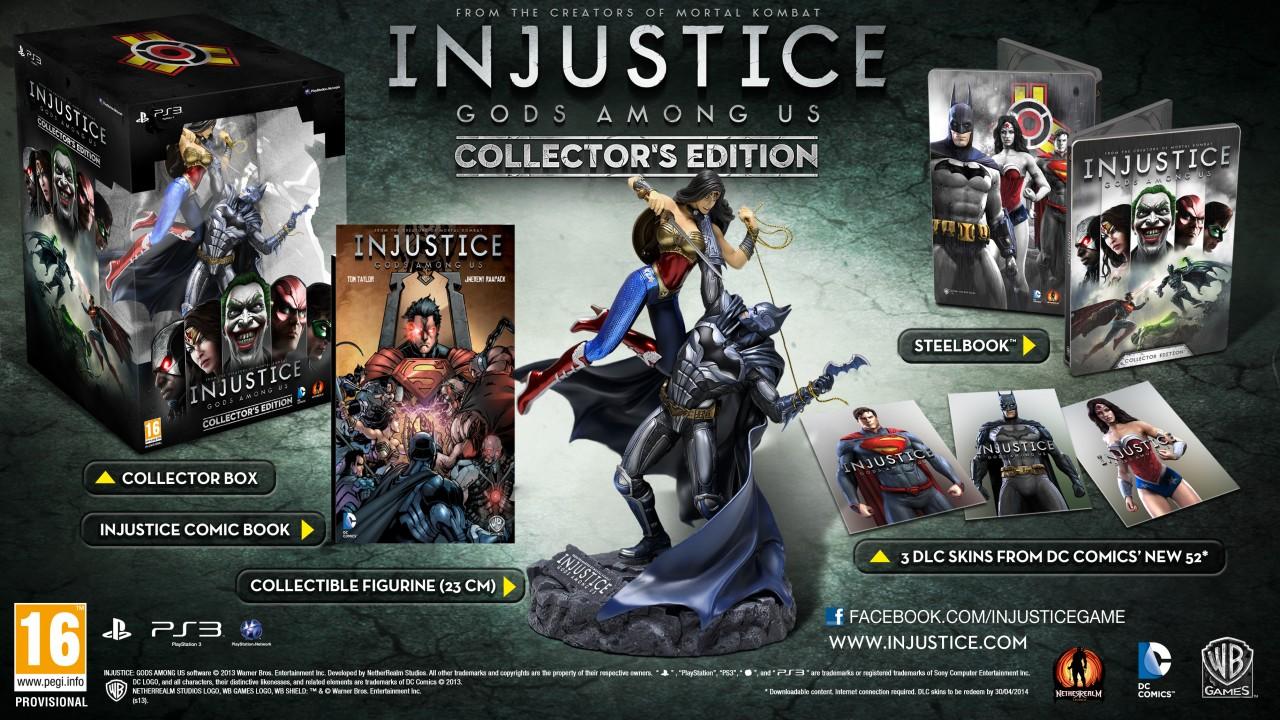 Artworks Injustice : Les Dieux Sont Parmi Nous - Page 2