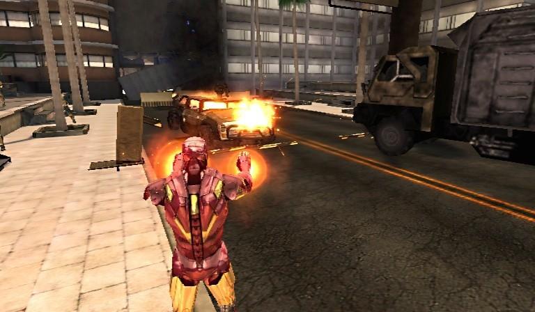 avec ces images on remarque aussi que la ralisation est loin dtre exceptionnelle et moins dun revirement de situation iron man 2 sannonce aussi - Jeux D Iron Man