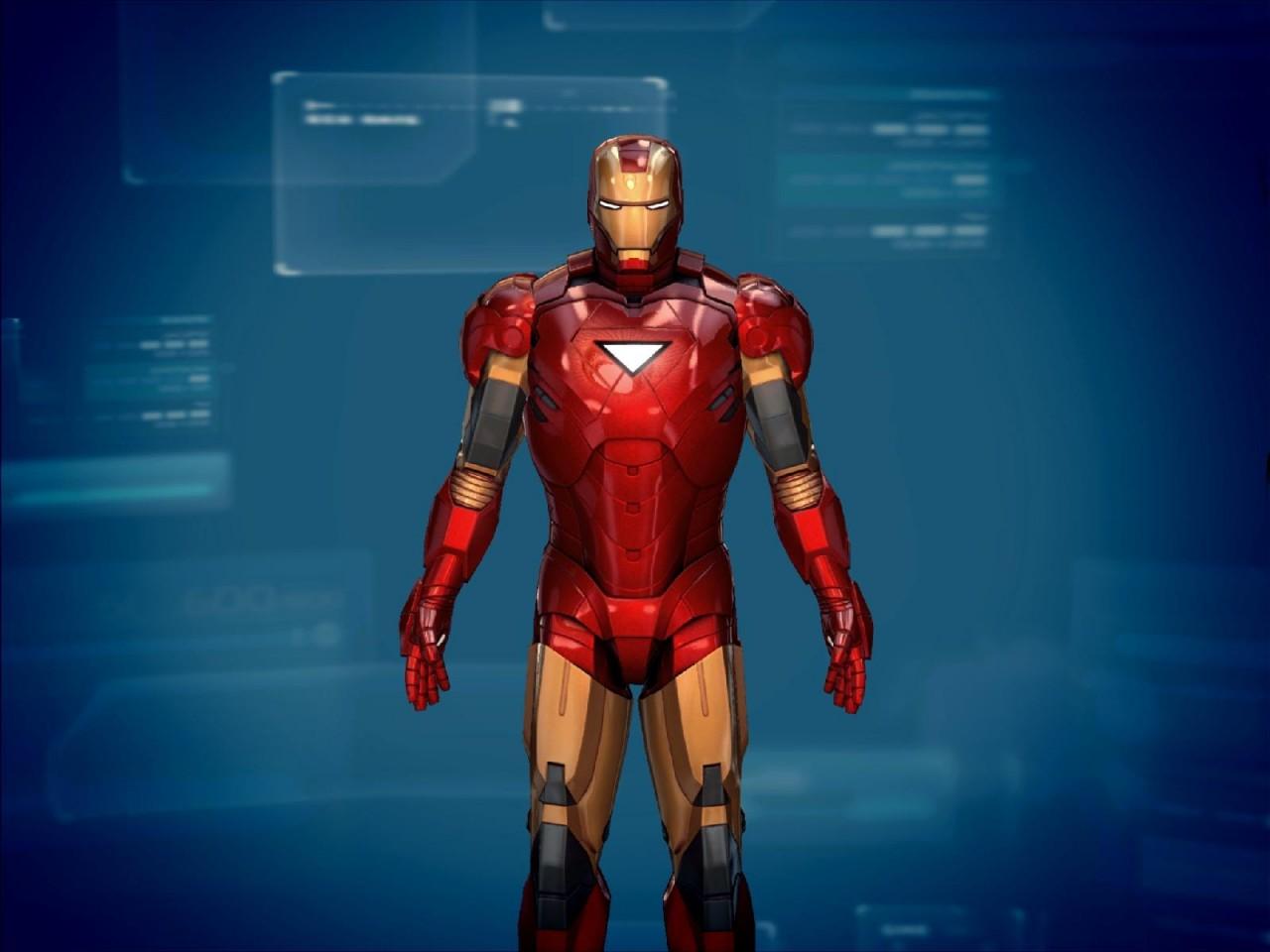 Les armures toutes les armures d 39 iron man for Plan d iron man