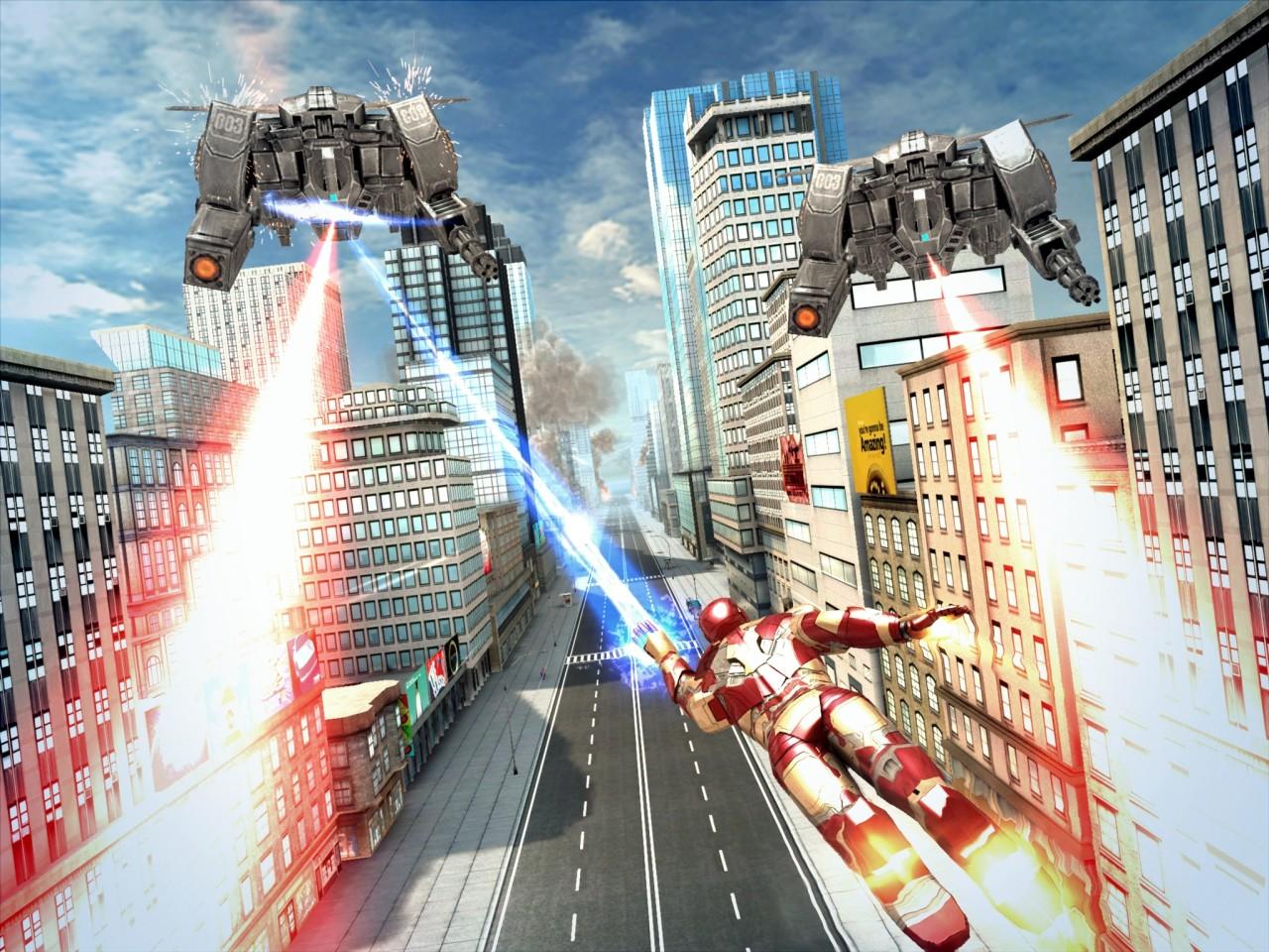 Iron man 3 les 18 nouvelles armures du jeu en images - Iron man 3 jeux gratuit ...