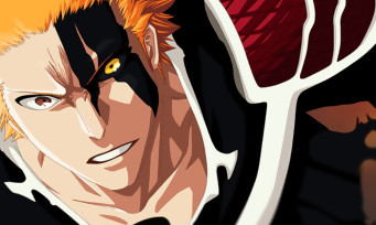 Jump Force : trailer de gameplay pour Bleach (Ichigo, Rukia & Aizen)