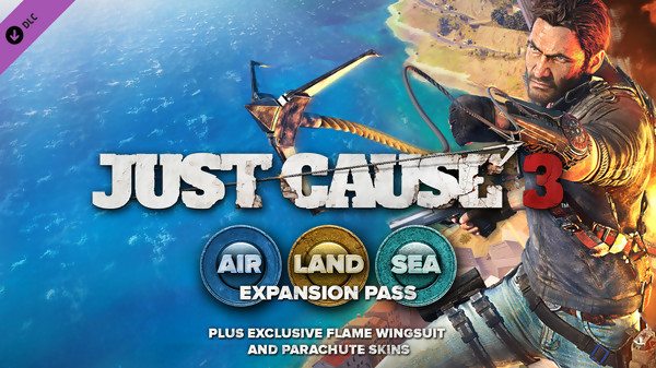 Probleme memoire just cause 3