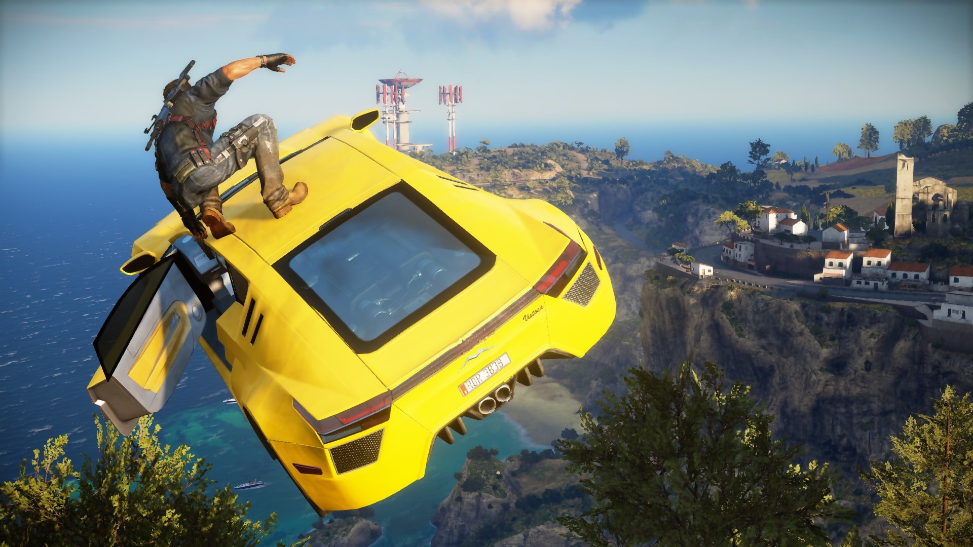 Just cause 3 patch news