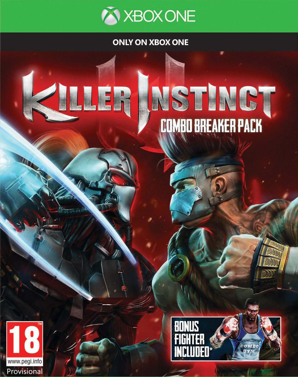 Fighting Games Xbox 1 : Test killer instinct sur xbox one
