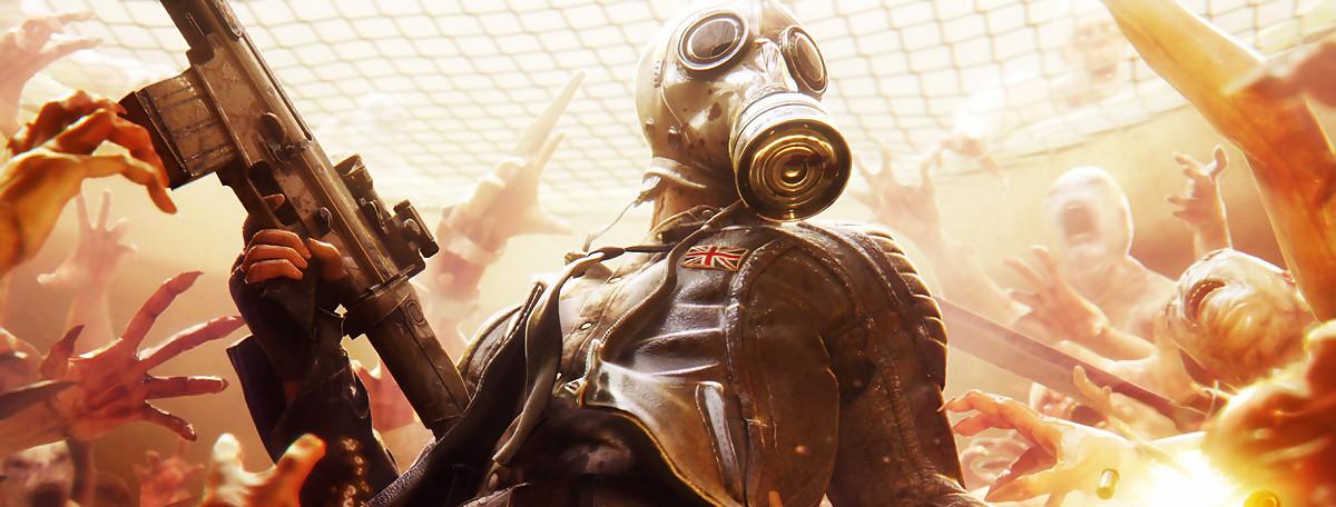 Test Killing Floor 2 sur PS4 et PC