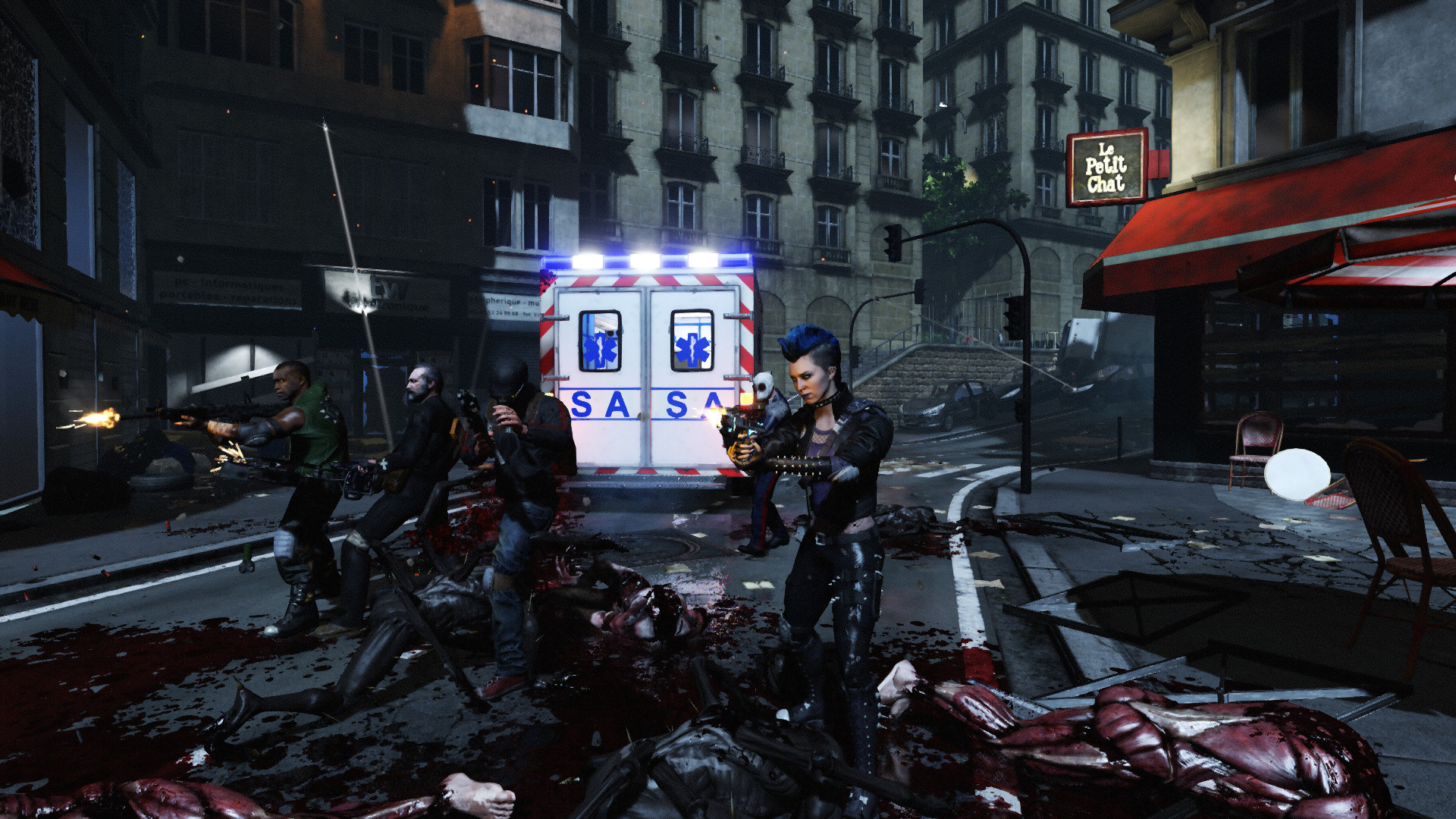 Topic Officiel] Killing Floor 2 - PlayStation Forum