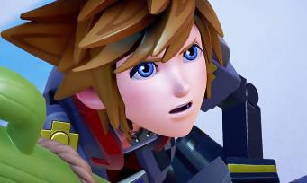 Kingdom Hearts 3 : trailer de gameplay dans le monde de Toy Story