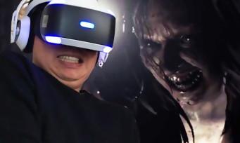 Resident Evil 7 : nos réactions à la démo flippante Kitchen !