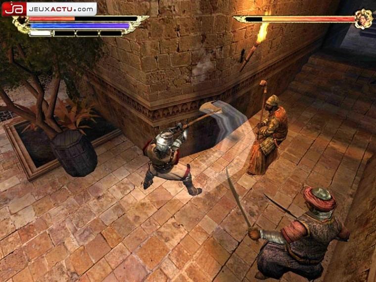 Тамплиеры: Крестовый поход / Knights of the Temple: Infernal Crusade (RUS)