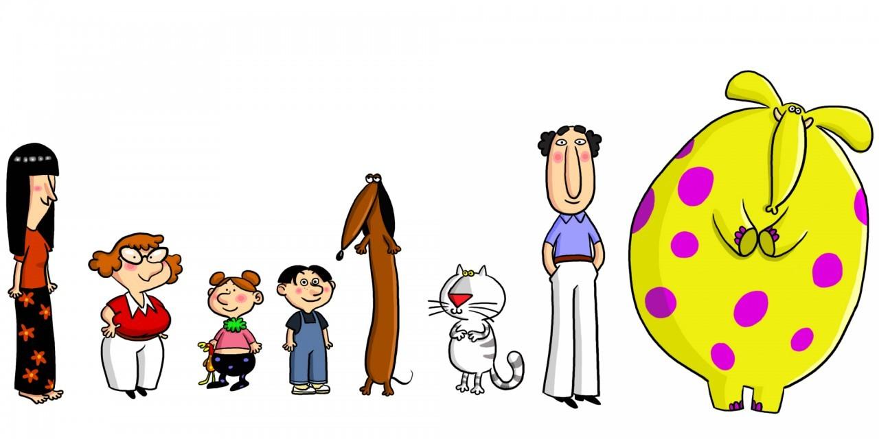 Artworks la famille cosmic for Sortie famille 78