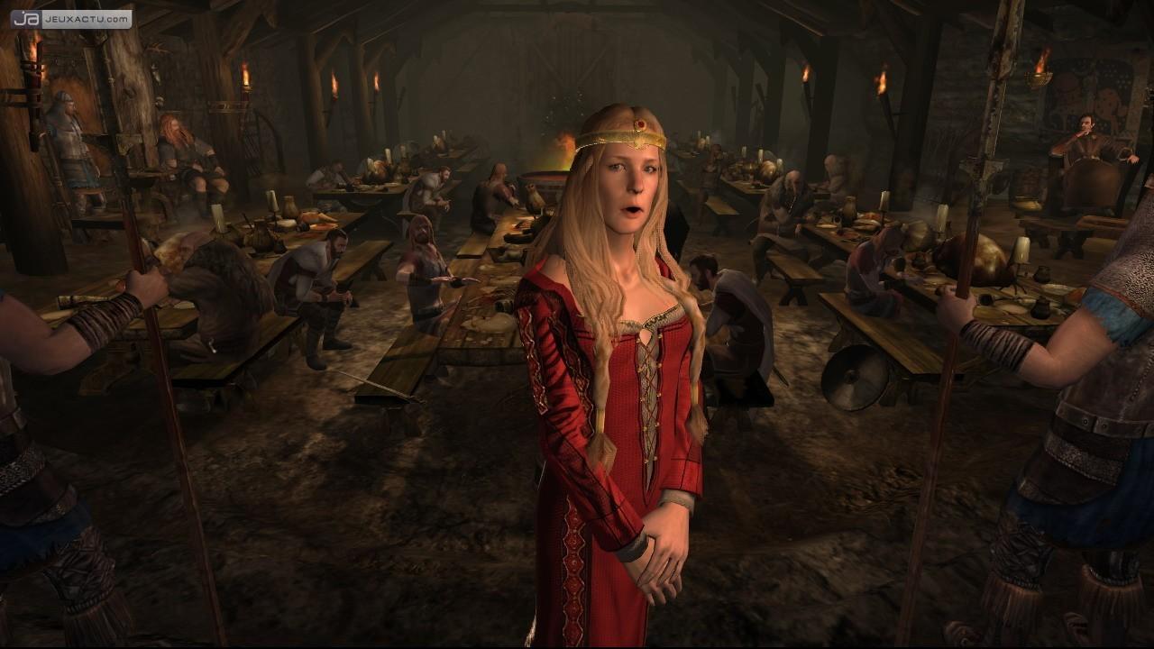 Images La Légende de Beowulf : Le Jeu