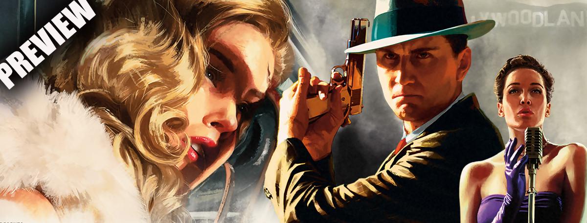 L.A. Noire : on a redécouvert le jeu sur Switch et en VR avec le HTC Vive