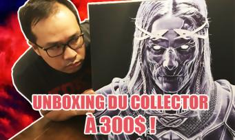 L'Ombre de la Guerre : notre unboxing du collector à 300 dollars