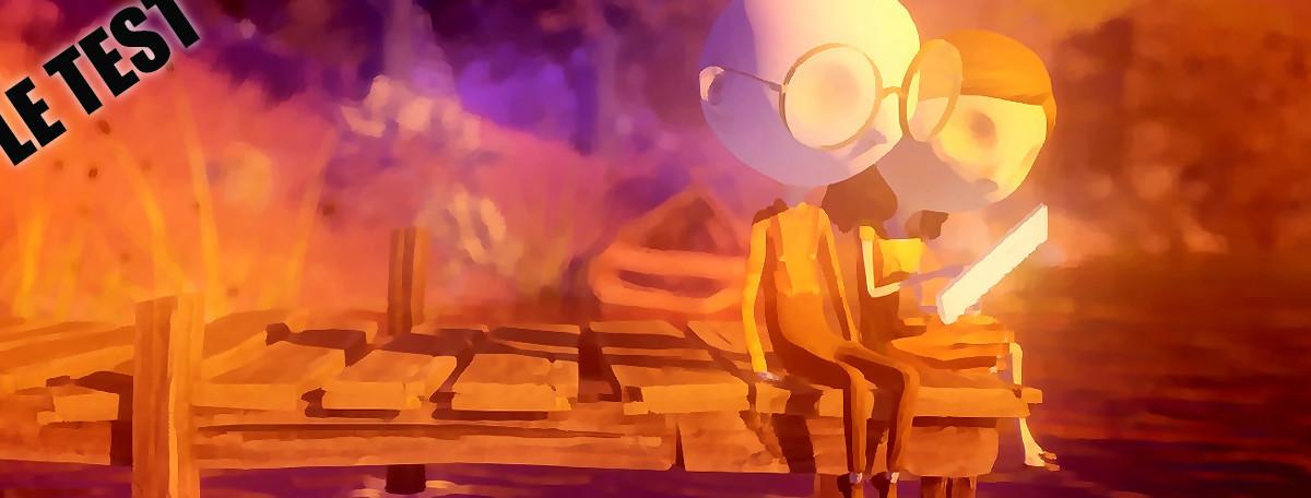 Test Last Day of June (PS4) : une jolie fable pleine d'amour
