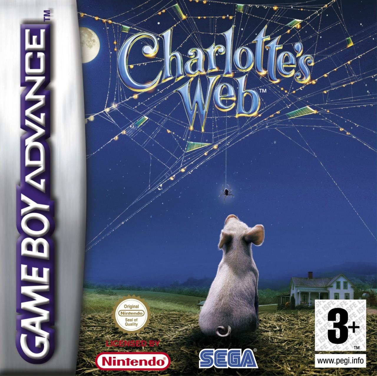 Toutes les images du jeu Le Petit Monde de Charlotte