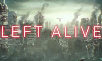 Left Alive : le nouveau survival shooter de Square Enix se dévoile en vidéo