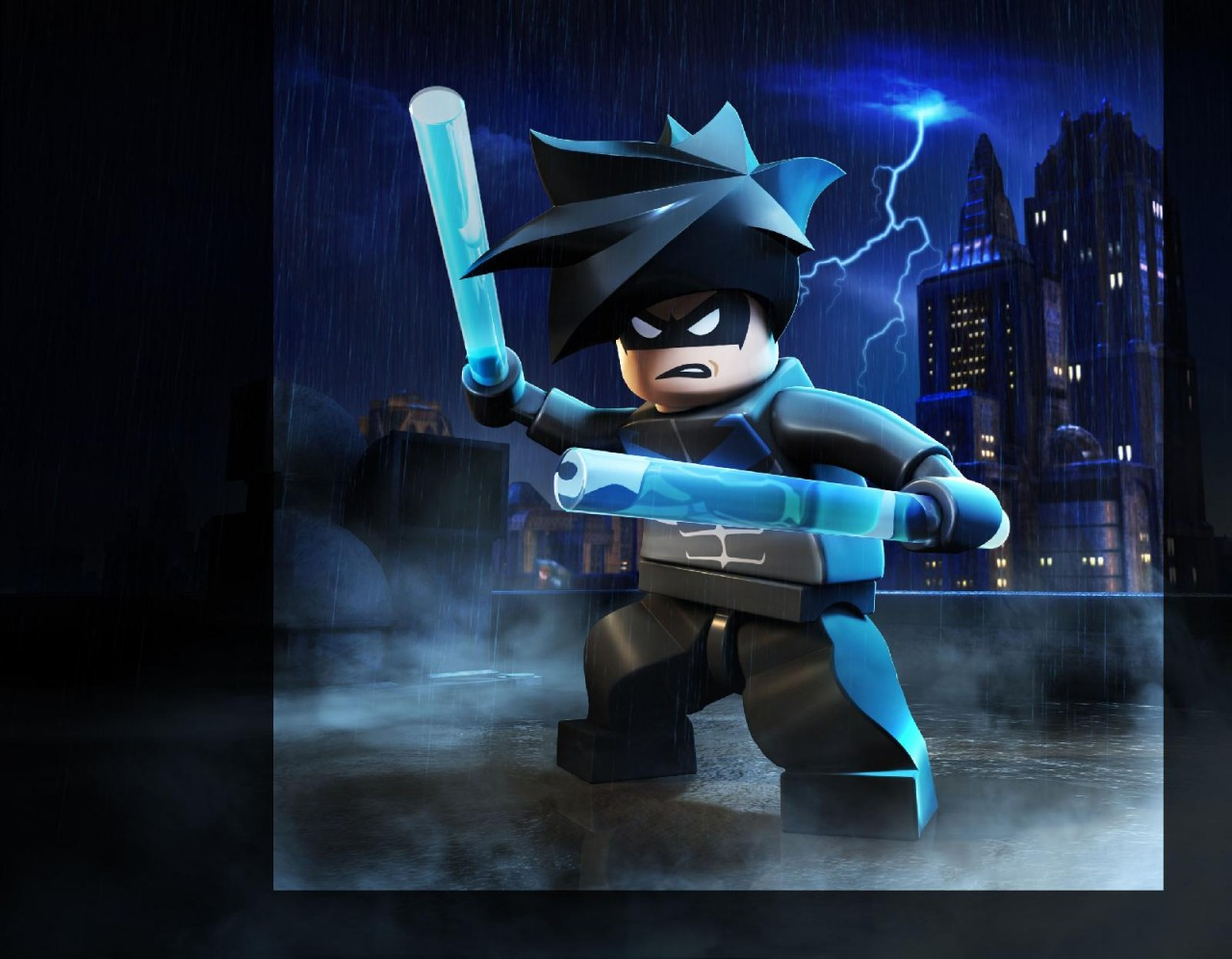 Artworks lego batman 2 dc super heroes