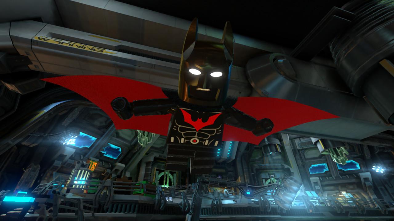 Lego Batman 3 Images De Batman La Rel Ve