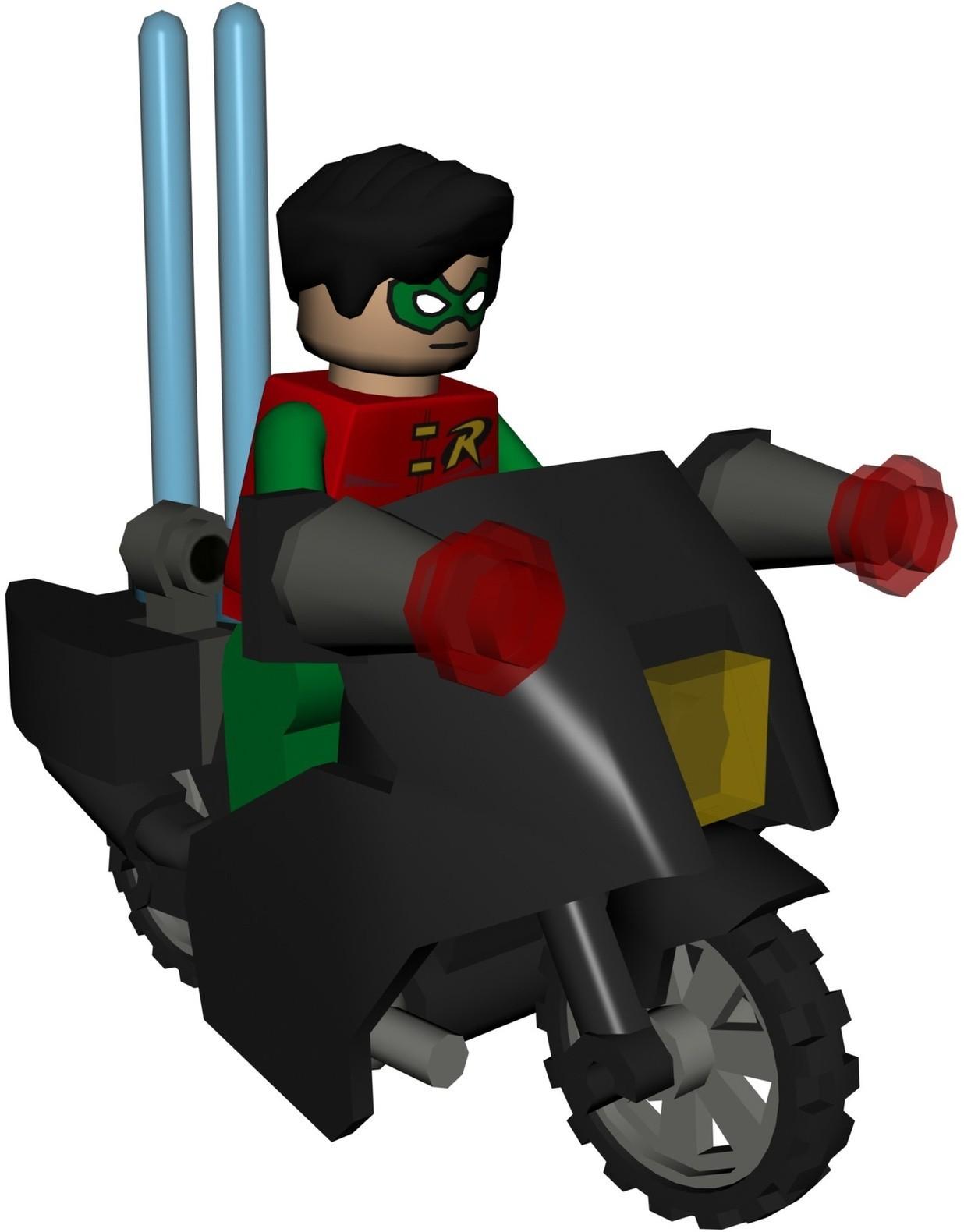 Test lego batman sur playstation 2 for Videos de lego batman