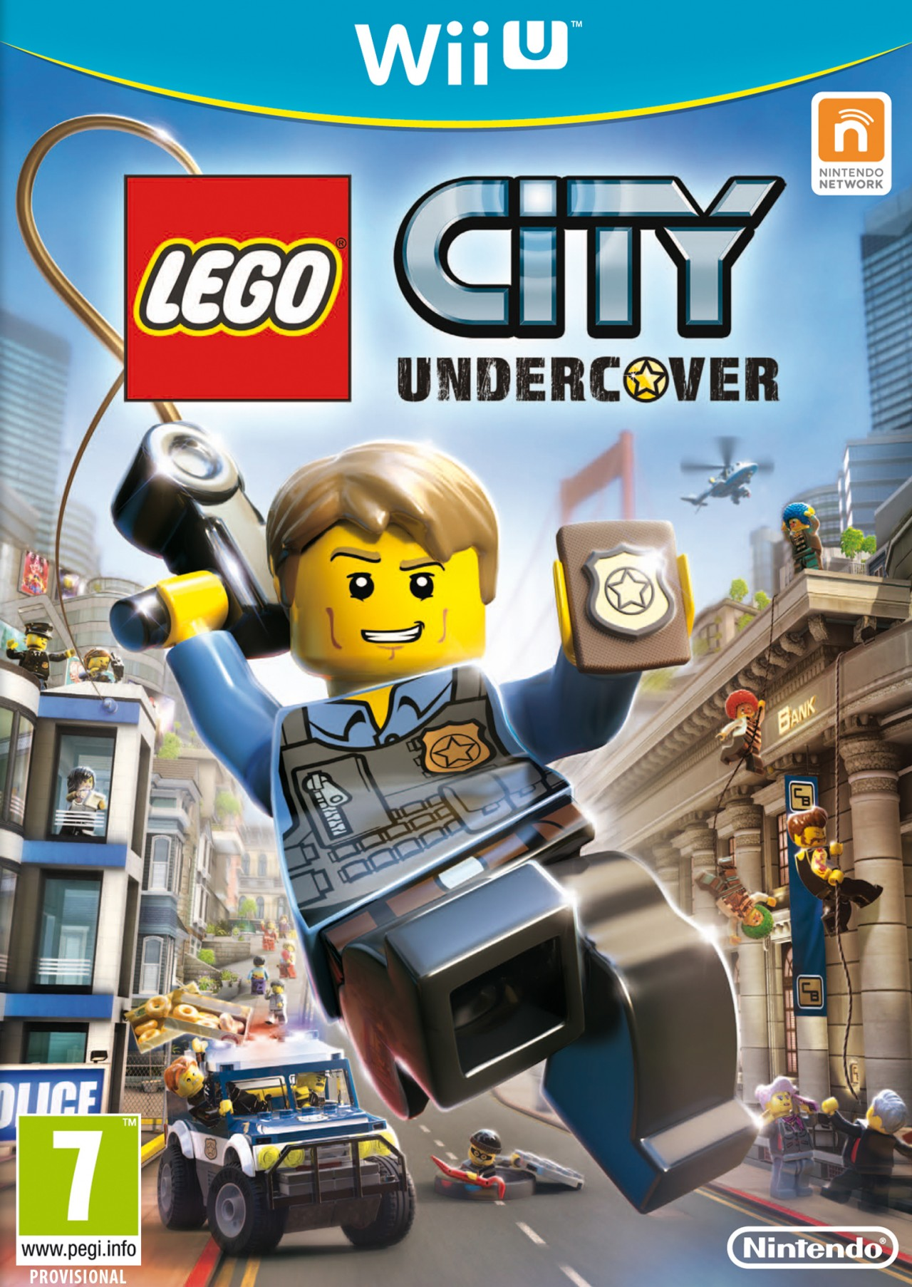 lego city undercover. Black Bedroom Furniture Sets. Home Design Ideas