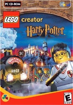 Jaquettes lego creator harry potter et la chambre des - Harry potter et la chambre des secrets pc ...