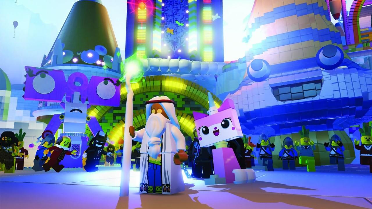 LEGO La Grande Aventure : pour quelques images de plus