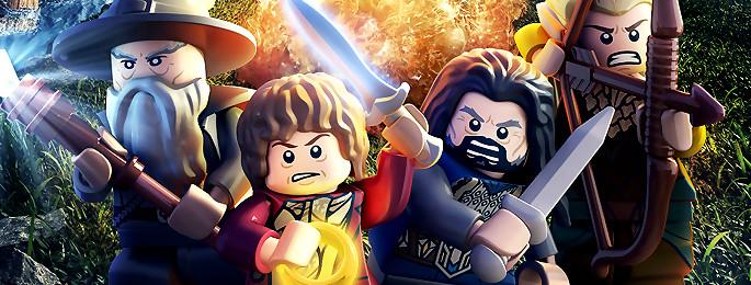 Test LEGO Le Hobbit sur PS4