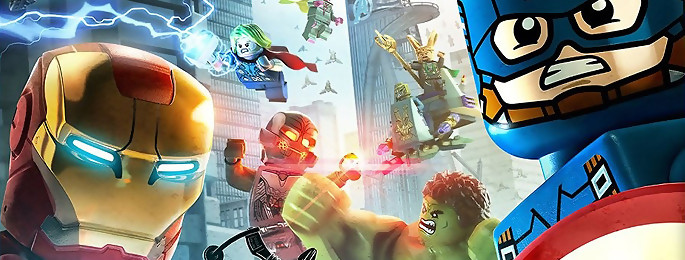 Test LEGO Marvel's Avengers sur PS4 et Xbox One