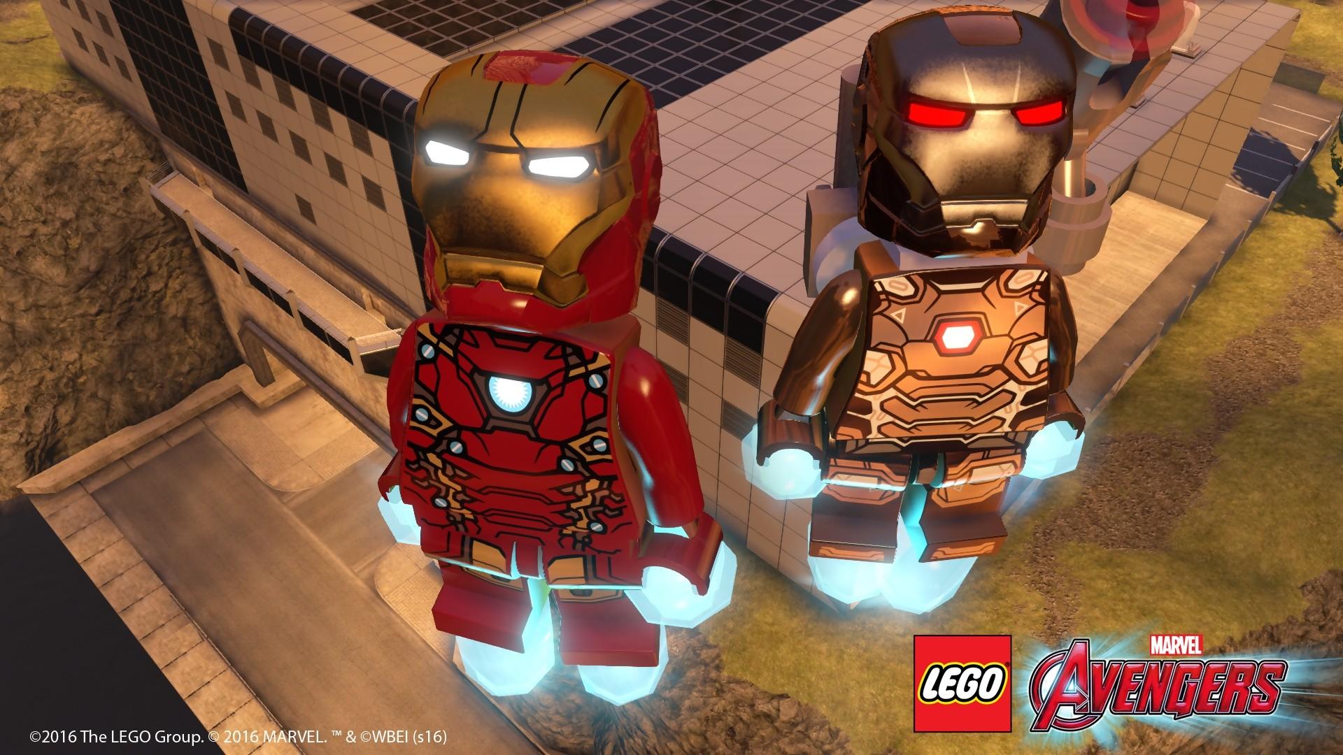 Lego the avengers les dlc gratuits sur ps3 et ps4 - Iron man 3 jeux gratuit ...
