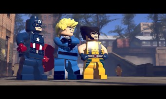 Test LEGO Marvel Super Heroes sur PS4