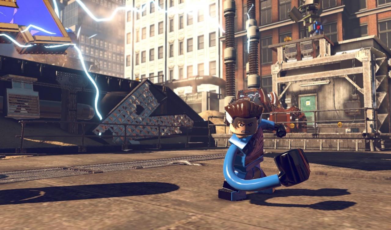 LEGO Marvel Super Heroes : encore des images