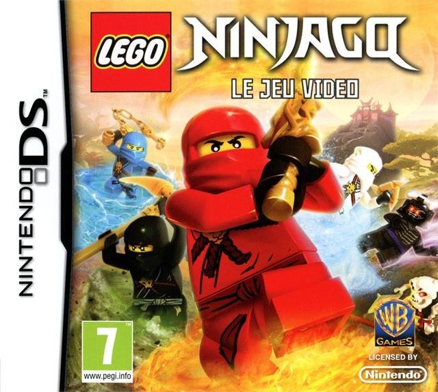 lego ninjago le jeu vido