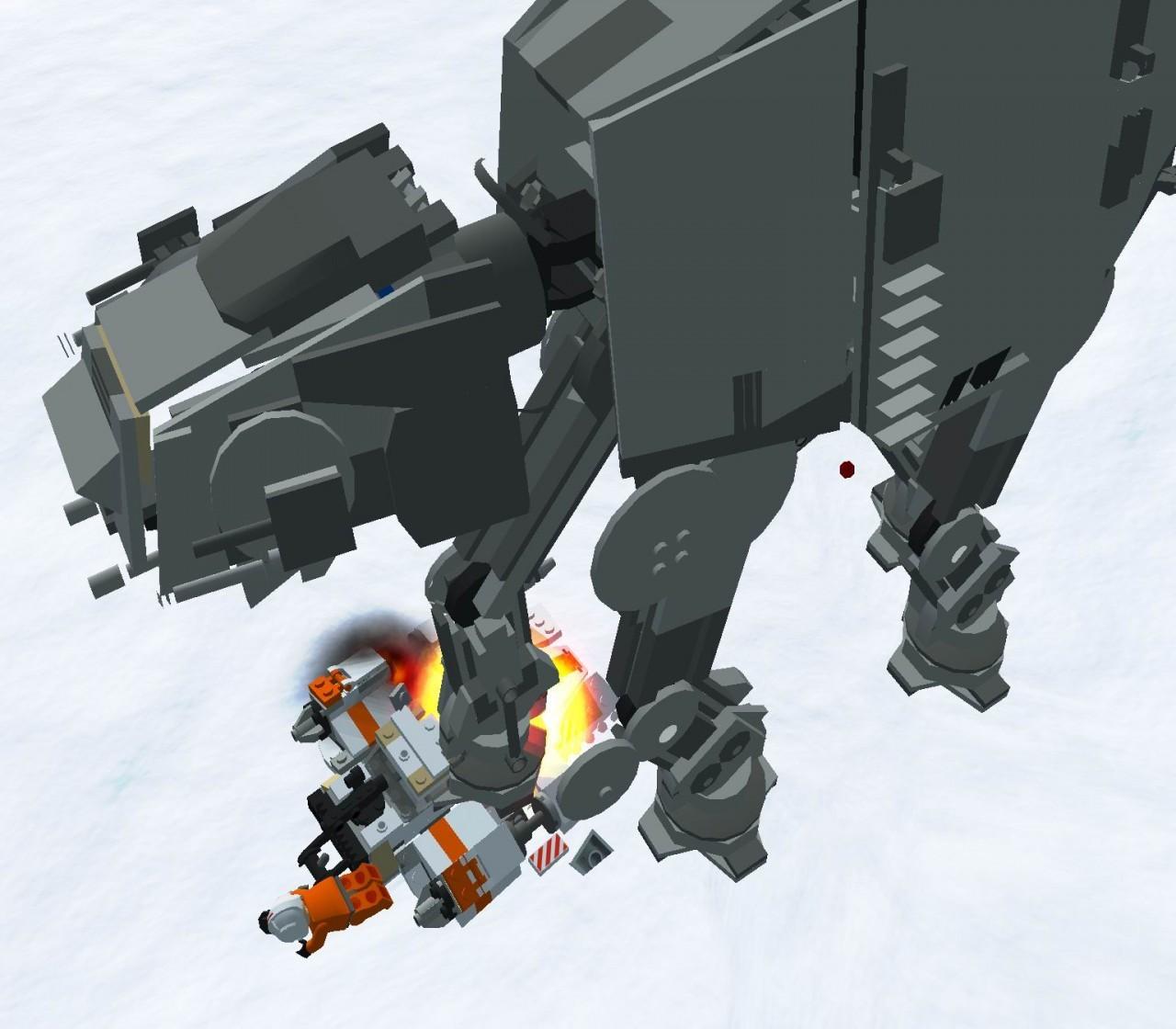 Nouvelles images de LEGO Star Wars II