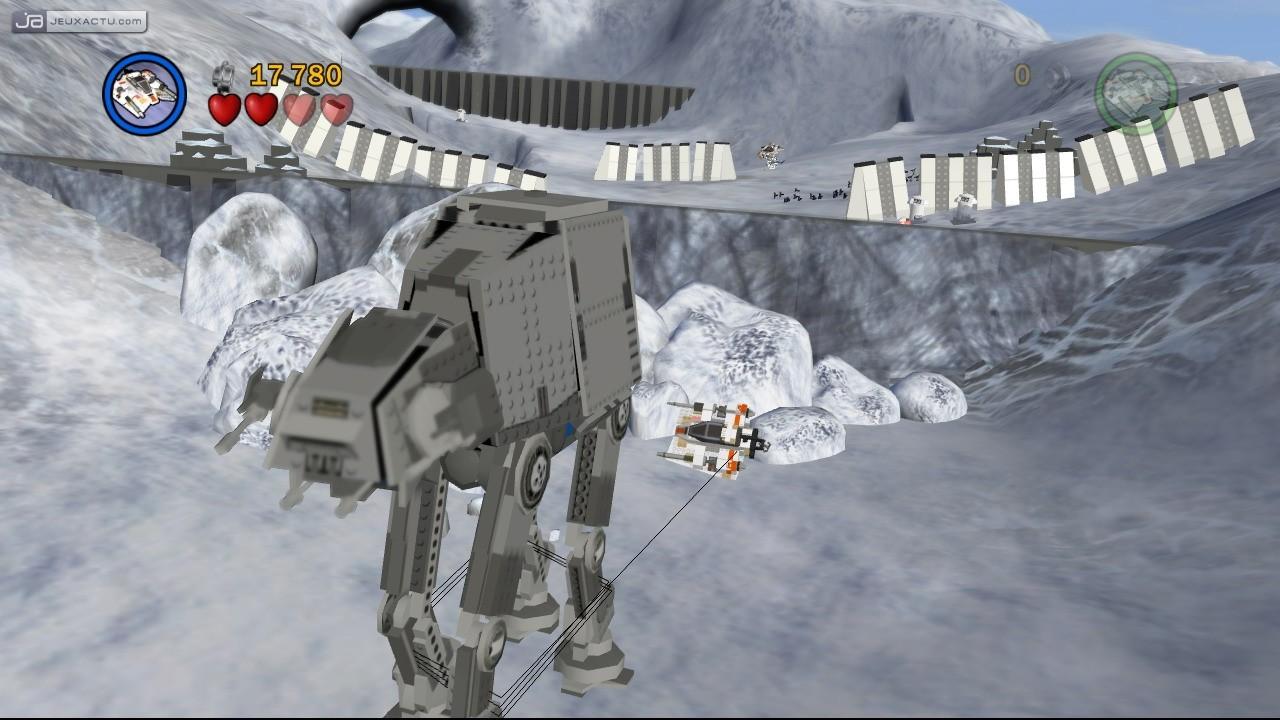 Test lego star wars ii sur playstation 2 - Lego star wars tb tt ...