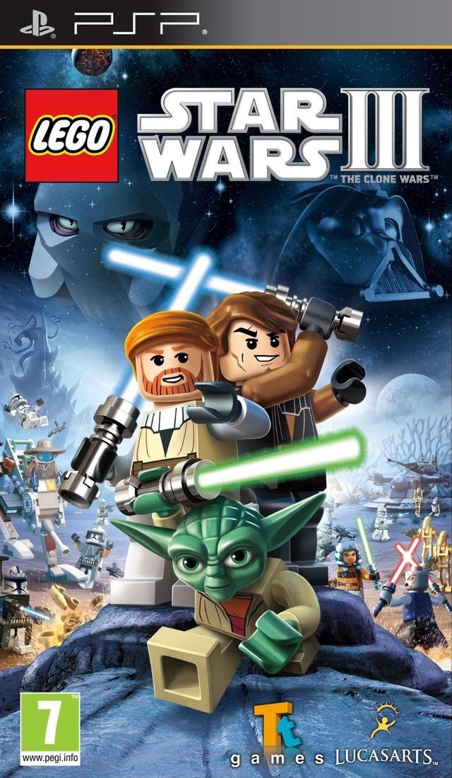 lego star wars iii the clone wars. Black Bedroom Furniture Sets. Home Design Ideas