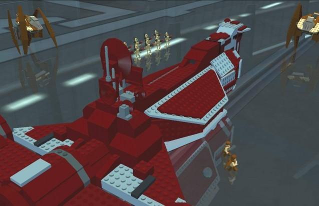 images lego star wars le jeu vid o page 2. Black Bedroom Furniture Sets. Home Design Ideas