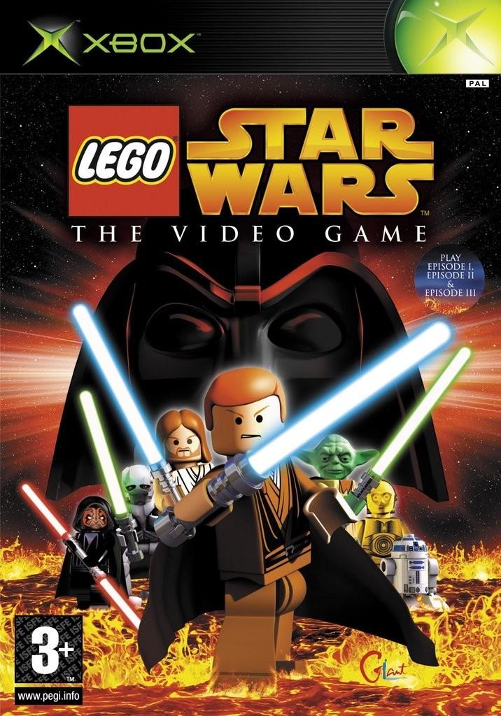 jaquettes lego star wars le jeu vid o. Black Bedroom Furniture Sets. Home Design Ideas