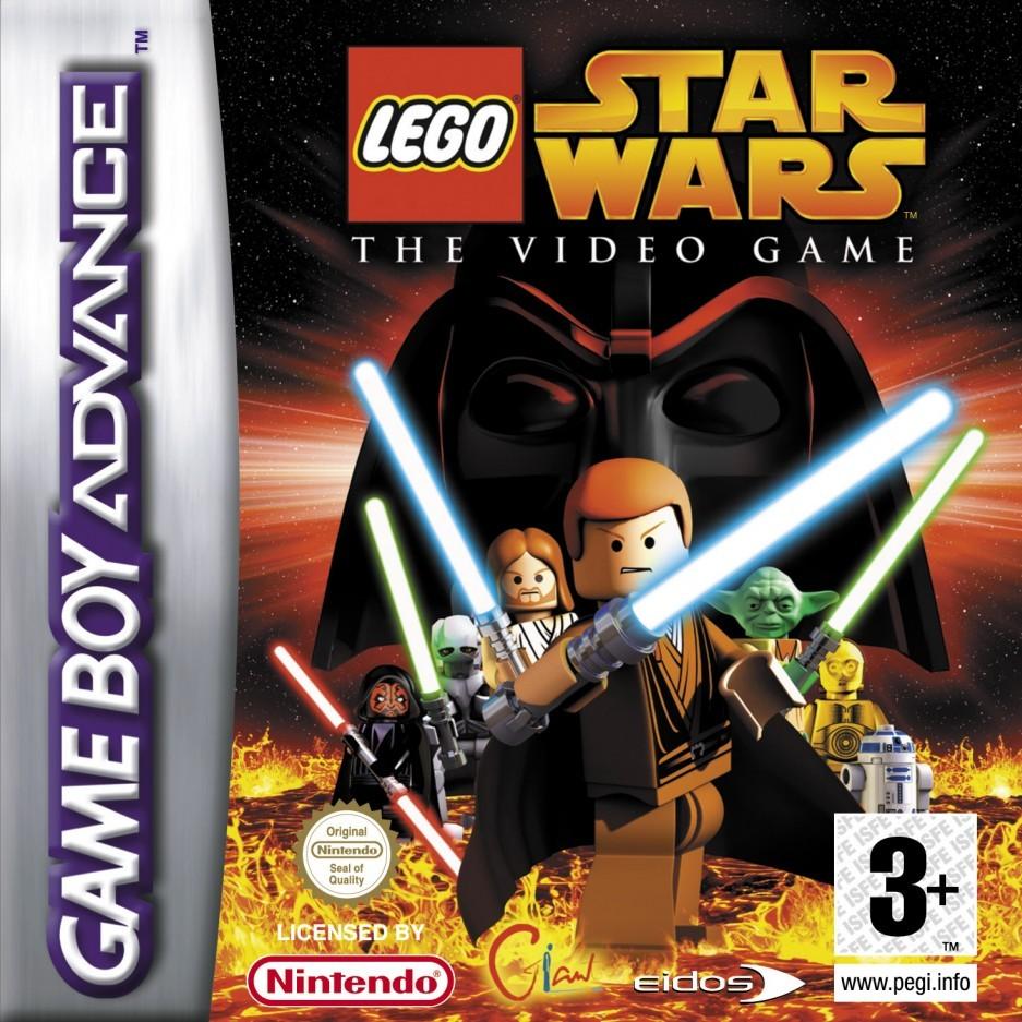 Jaquettes lego star wars le jeu vid o - Bd lego star wars ...