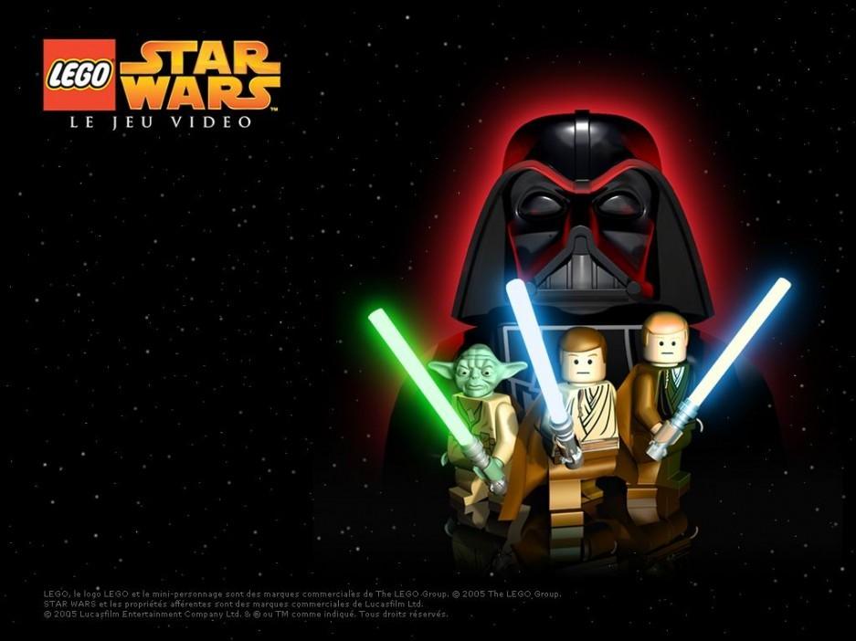 artworks lego star wars le jeu vid o. Black Bedroom Furniture Sets. Home Design Ideas