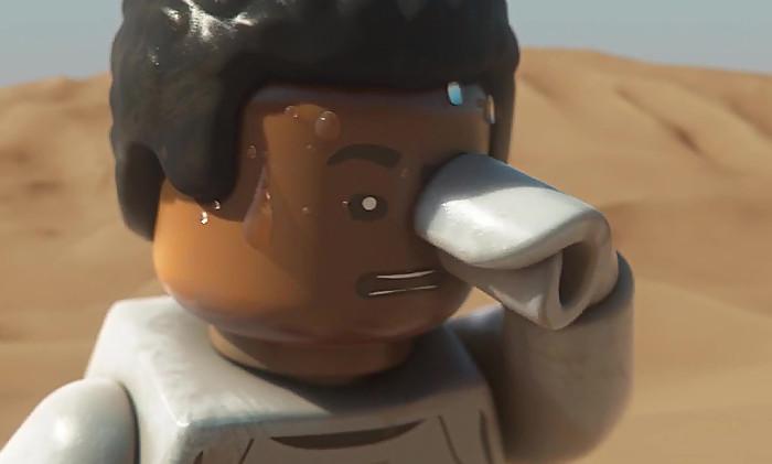 lego star wars le r veil de la force d couvrez le premier trailer du jeu. Black Bedroom Furniture Sets. Home Design Ideas