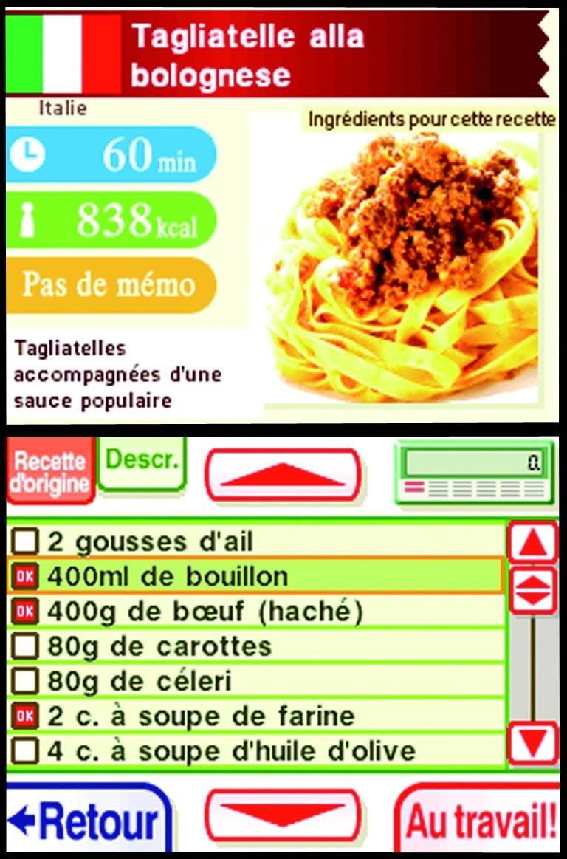 Test le ons de cuisine - C est au programme recettes de cuisine ...