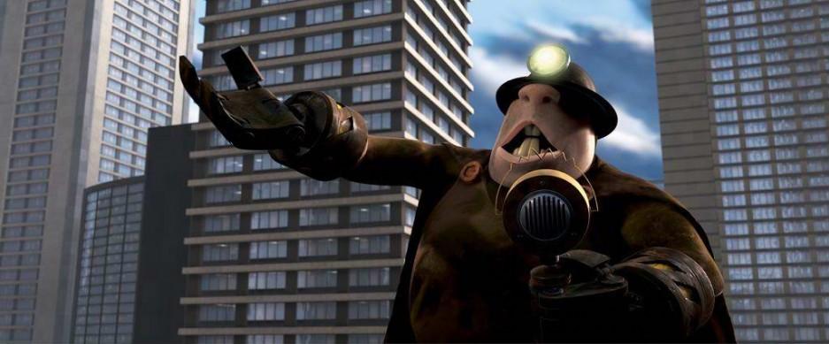 du jeu Les Indestructibles 2 : La Terrible Attaque du Démolisseur